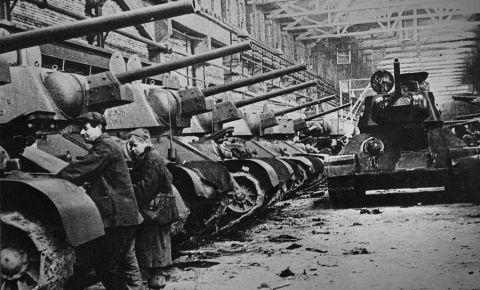 Отреставрированные танки времён войны откроют торжественное построение 9 Мая в Челябинске