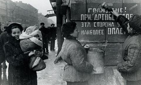 В Санкт-Петербурге пройдут экскурсии памяти блокадников