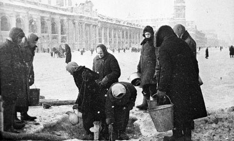В ПЕТЕРБУРГЕ ОТКРОЮТ МУЗЕЙ, ПОСВЯЩЁННЫЙ САМОЙ ТЯЖЁЛОЙ БЛОКАДНОЙ ЗИМЕ 1942 ГОДА