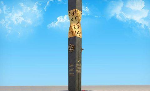 Путин и Нетаньяху открыли в Иерусалиме памятник подвигу блокадников Ленинграда
