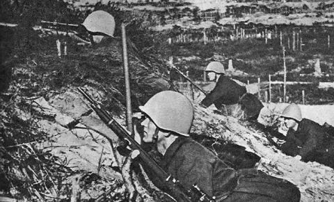 Уроженцы Абхазии в Ленинградской битве 1941–1944