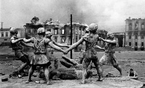 Во Франции откроется выставка о Сталинградской битве