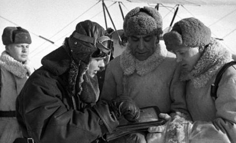«Страницы истории Великой Отечественной войны»: 7 января 1942 года завершилось контрнаступление Красной армии под Москвой