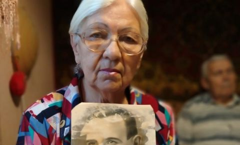 Поисковики отряда «Русь» разыскали дочь красноармейца Леонида Александровича Пелевина