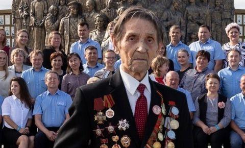 Вечная память ветерану Дмитрию Федорову