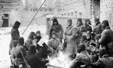 «Страницы истории Великой Отечественной войны»: 10 января 1943 года советские войска начали операцию «Кольцо»