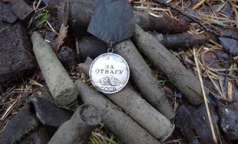 В 2020 году участники Поискового движения России подняли останки более 17 000 солдат, погибших в годы Великой Отечественной войны