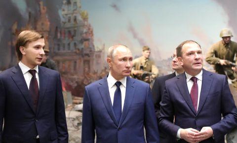Президент России ознакомился с проектом «Без срока давности»