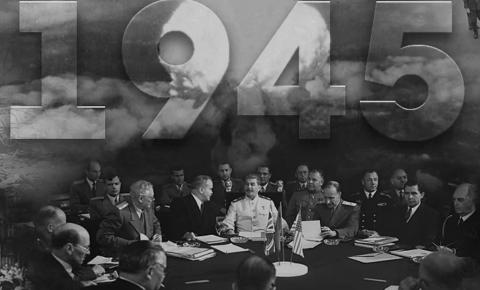 «Горячее лето 1945-го» новый исторический проект о событиях, последовавших за разгромом нацизма в Европе