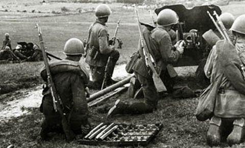 11 июля 1941 года началась масштабная военная операция по обороне Киева