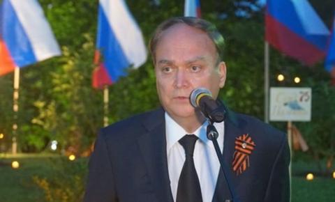 В Посольстве России в США прошла мемориальная церемония «Свеча Памяти»