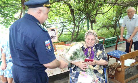 Медаль «За боевые заслуги» вернулась семье павшего героя
