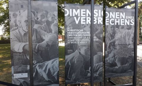В Германии открылась выставка «Масштабы одного преступления. Советские военнопленные во Второй мировой войне»