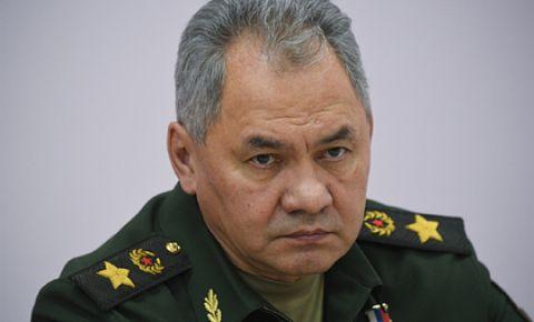 Сергей Шойгу сам вышел на «Дорогу памяти»