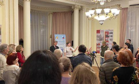В Румынии проходит выставка «Путь к Победе: исторические источники свидетельствуют»