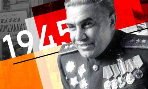 Образовательный проект «Последний подвиг генерала Берзарина»