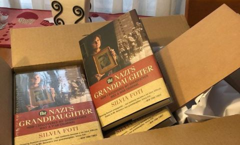 В США вышла в свет книга журналистки Сильвии Фоти «Внучка нациста: как я узнала, что мой дедушка был военным преступником»