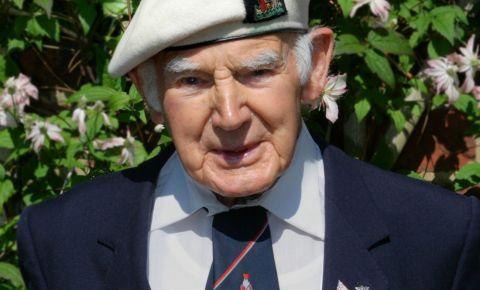 Congratulations «Arctic Convoys»  veteran John Hirst