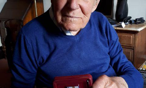 Congratulations «Arctic Convoys» veteran John Goodman