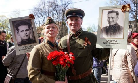 Latvia's ban on Soviet uniforms during Victory Day celebrations an insult to liberators – Russian FM