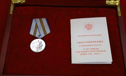 Глава КНДР награждён юбилейной медалью «75 лет Победы в Великой Отечественной войне 1941–1945 гг.»