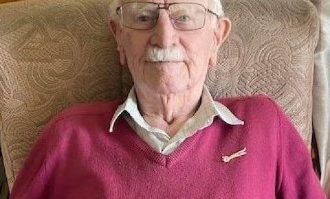 Congratulations «Arctic Convoys» veteran Stan Shepherd