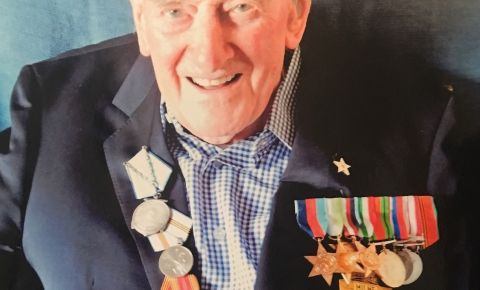 Congratulations «Arctic Convoys» veteran William Black
