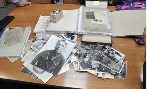Ростовское отделение РВИО спасло уникальный архив документов времен Великой Отечественной войны