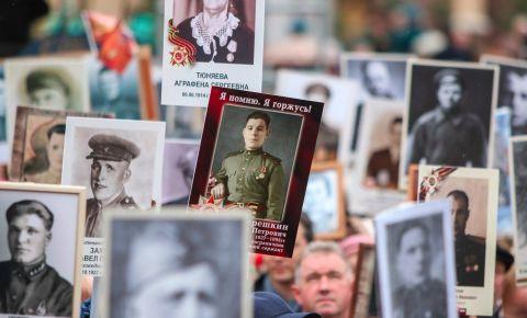 ВКонтакте и в Одноклассниках продлен прием заявок в Бессмертный полк онлайн