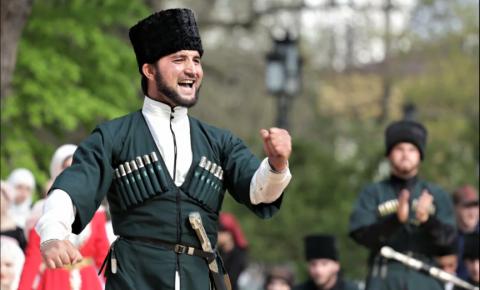 Народы Кавказа воспоют Победу