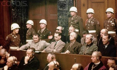 Музей Победы организует онлайн-показы документальных фильмов-свидетельств о главном трибунале ХХ века – Нюрнбергском процессе.