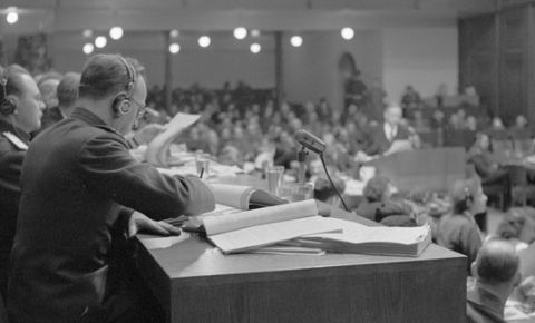 Директор Музея Победы объяснил актуальность решений Нюрнберга