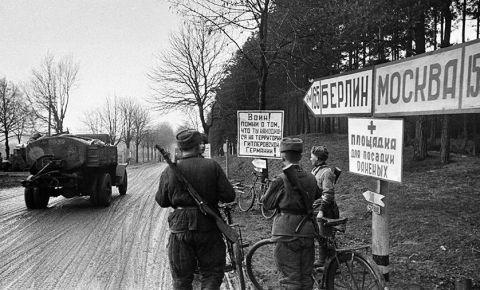 Захарова раскритиковала слова посла ФРГ о целях СССР во Второй мировой войне