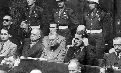 Нюрнбергский трибунал будут учить в школе и высших учебных заведениях