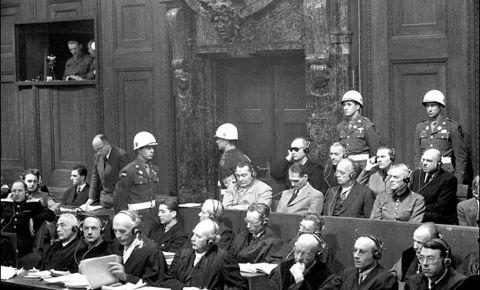 Международный научно-практический форум «Уроки Нюрнберга»