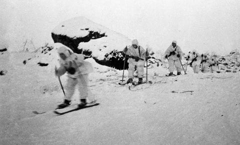 1 ноября 1944 года нацисты изгнаны с территории советского и норвежского Севера