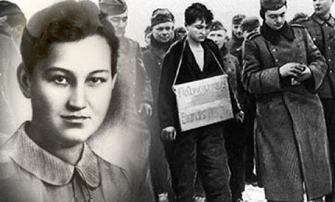 29 ноября 1941 года нацистские каратели казнили советскую партизанку Зою Космодемьянскую