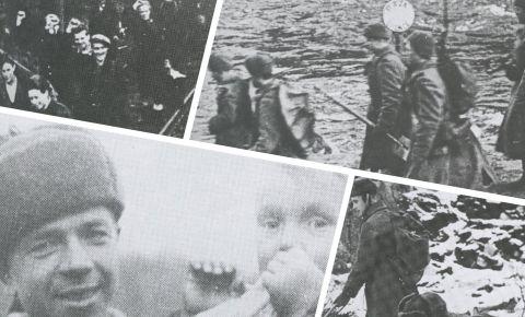 76 лет назад, советские солдаты освободили норвежский Север от фашистских захватчиков