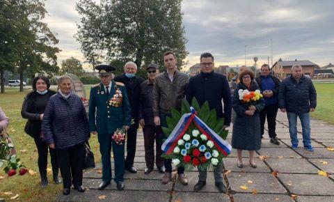 В Литве прошли мемориальные мероприятия по случаю 76-й годовщины освобождения от немецко-фашистских захватчиков