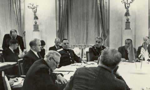 77 лет назад началась Московская конференция министров иностранных дел СССР, США и Великобритании