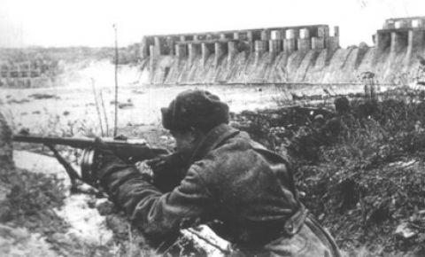 В Запорожье провели мероприятия, приуроченные к памятным датам Великой Отечественной войны