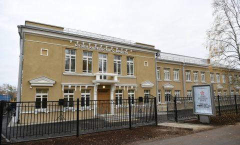 В Беломорске открыт музей Карельского фронта