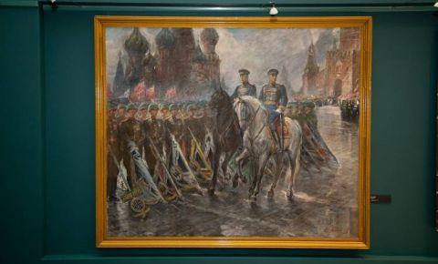 «Художники Победы»: уникальная выставка открыта в Столице