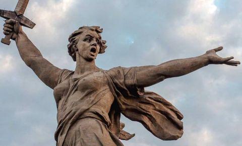 Сотрудники ФСБ России задержали злоумышленников готовивших атаку на монумент «Родина-мать зовёт»