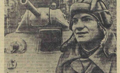 Подвиг танкистов. 80 лет назад было остановлено продвижение врага к Туле