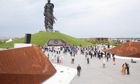 Более 200 тысяч человек посетили Ржевский мемориал Советскому солдату