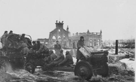 80 лет назад было остановлено наступление врага на Ленинград