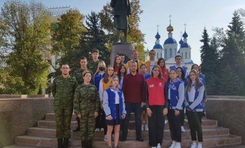 Тамбовчане почтили память Героя Советского Союза Зои Космодемьянской
