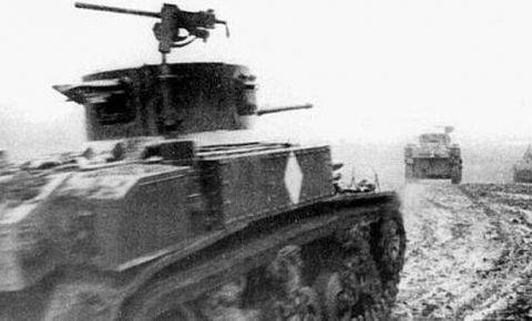79 лет назад танковая армада врага была разгромлена под Малгобеком