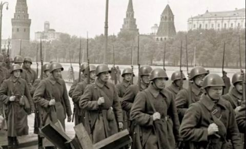 Научный директор РВИО Михаил Мягков: битва за Москву изменила историю мира